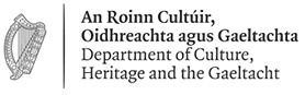 Department culture heritage gaeltacht logo