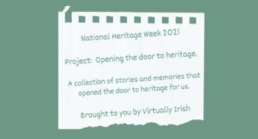 Opening the door to heritage