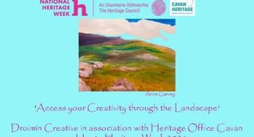 Access your Creativity through the Landscape