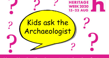 'Kids Ask the Archaeologist!'