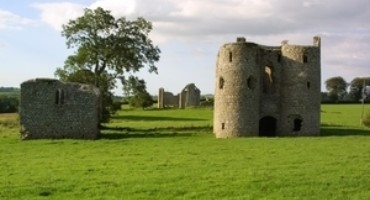 Castle gardens: thinking green in the medieval world