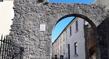 Black Friars Arch: Conservation and Repairs