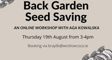 Community Seed Ark at Wicklow County Council Library Service