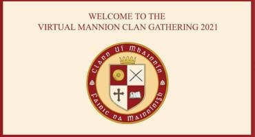 Virtual Mannion Clan gathering 2021