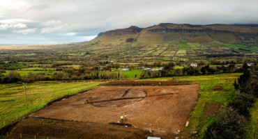 At the Foot of the Mountain: Archaeological Discoveries in Sligo