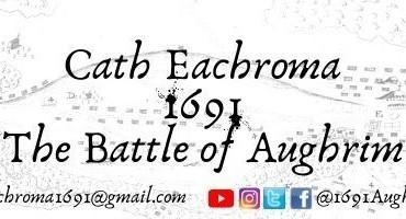 1691 Aughrim: Online Talks
