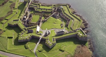 A Facebook Journey Through Charles Fort For Children - OPW