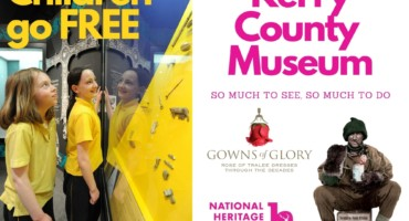 Children go free at Kerry County Museum for National Heritage Week