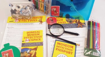 Become A Donegal Museum Detective