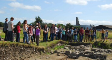 10 years of excavations at the Black Friary, Trim