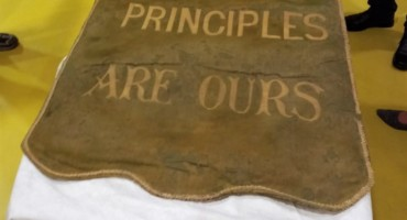 Conservation of Parnellite Banner