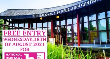 Free Admission to The 1798 Rebellion Centre Wednesday 18th August