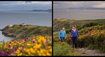 Biodiversity Walk on the Hill of Howth, Co Dublin