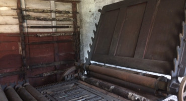 Conservation of 1860s Wharfedale Printing Press (Phase 1)