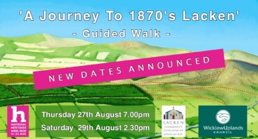 'A Journey to 1870's Lacken' - Guided Walk