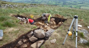 Archaeological investigations at Rathcoran, Baltinglass, Co. Wicklow