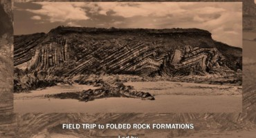 """""""Rocks of Ages"""" Field Trip to Loughshinny's famous folded rocks"""