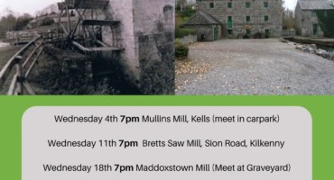 History of milling in Kilkenny