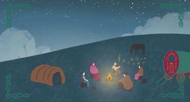 A History of Irish Travellers - online animation