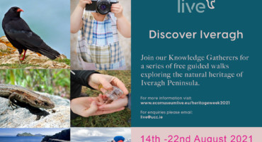 Discovering Iveragh: Explore the natural heritage of the Iveragh Peninsula