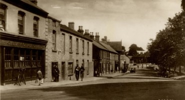 A Quick Online Tour of Lucan's Local History