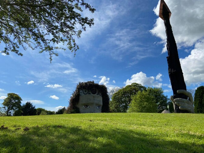 Dún na Sí Heritage Park Guided Tour