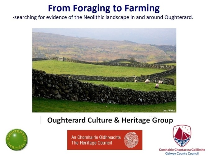 From foraging to farming