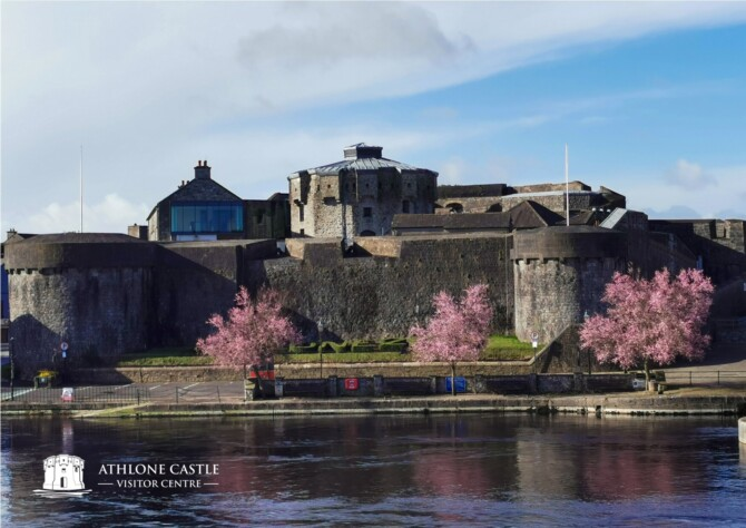 Athlone Castle 2D Collage Workshop for Children by Aiga Blowick