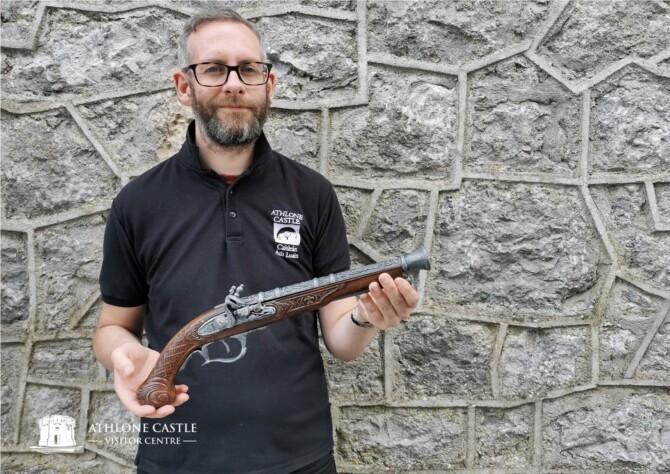 A Weapon of Choice – The Flintlock Pistol by David Landers