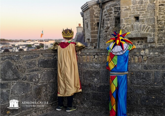 Three Royal Castles: Athlone, Rindoon and Roscommon by Kieran O'Conor