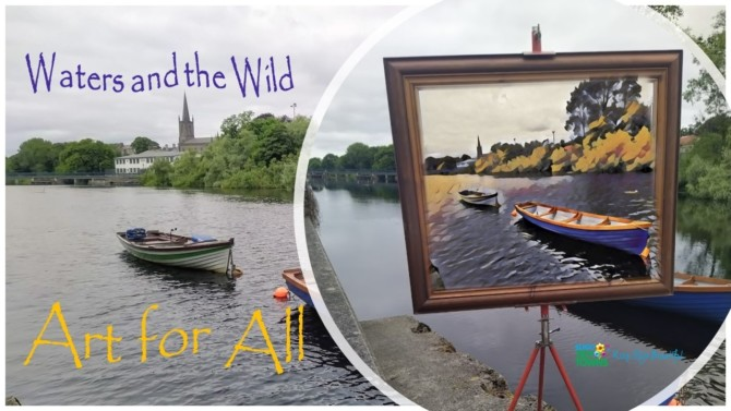 Waters and the Wild Art for All, Sligo Tidy Towns