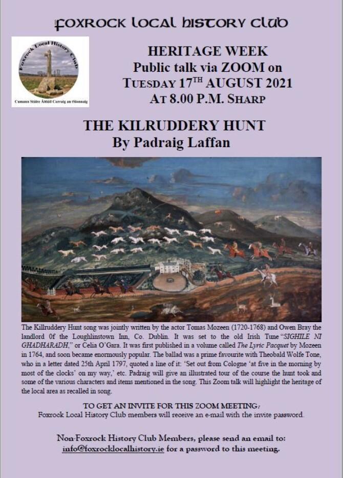 The Killruddery Hunt