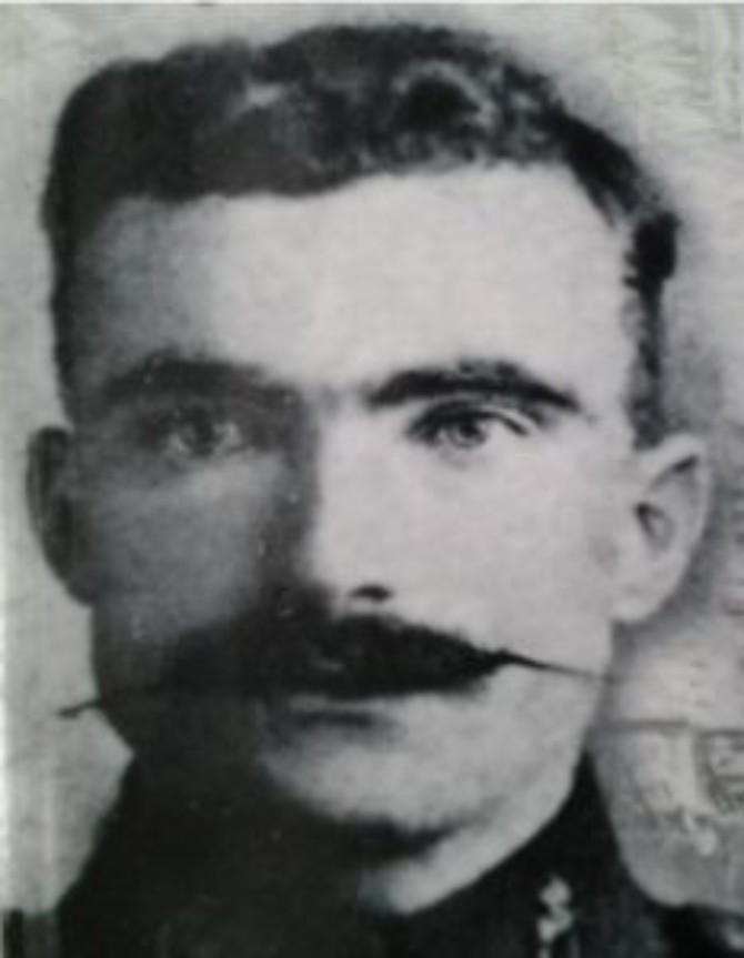 Jeremiah Mee and the Listowel Police Mutiny, 1920