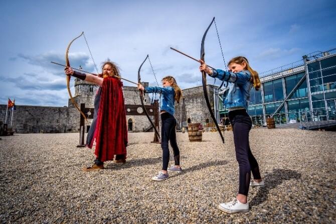 Medieval Combat Training