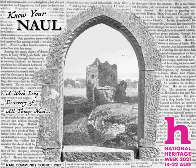 Know Your Naul 2021 - Week of Events