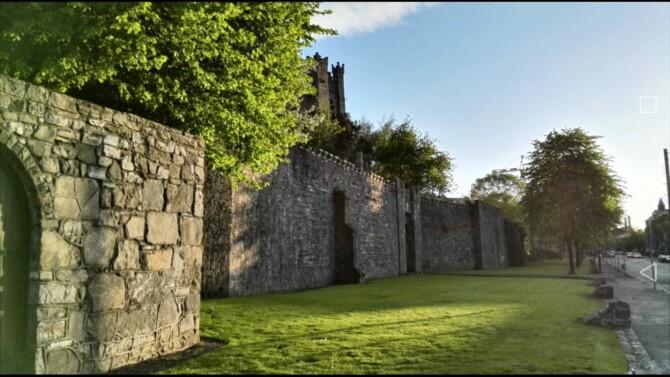 Virtual tours of Medieval Dublin