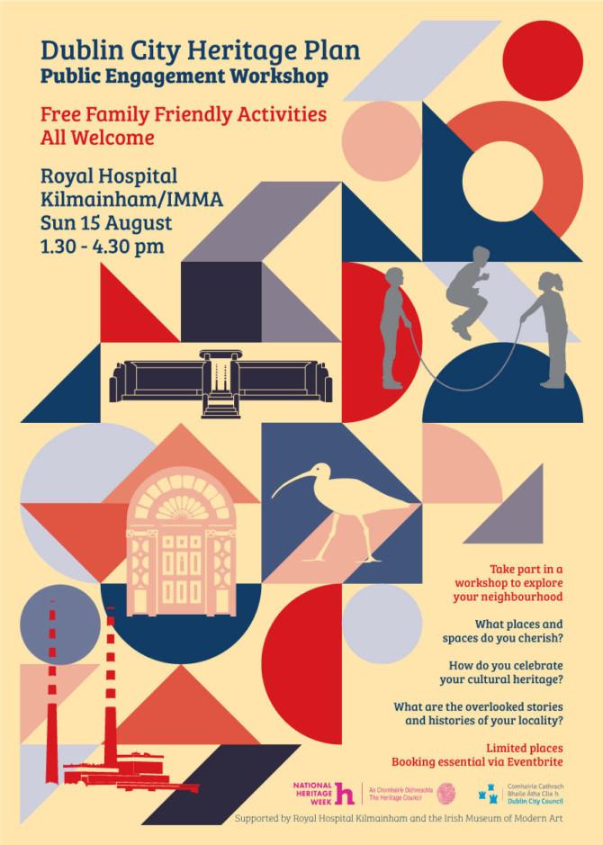 Creative workshops to explore the heritage of your neighbourhood (RHK)
