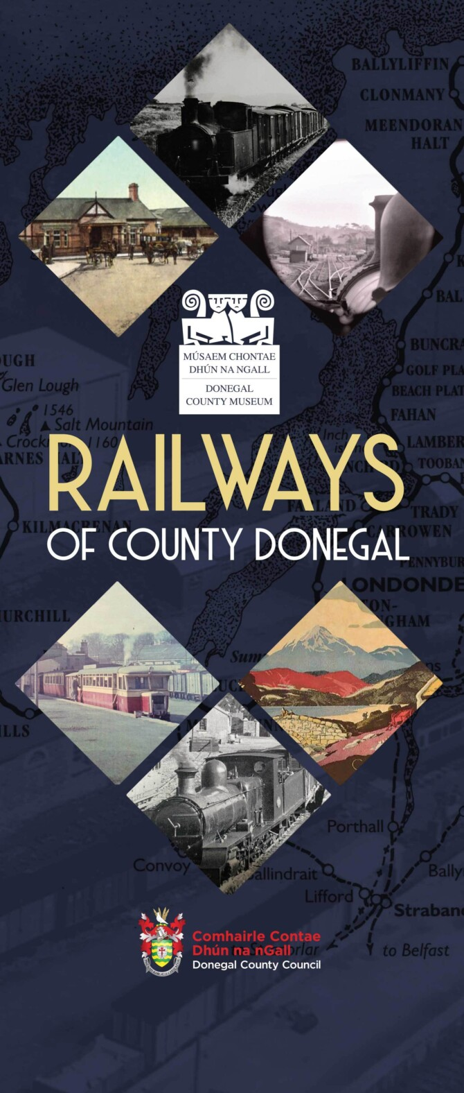 'The Railways of County Donegal'