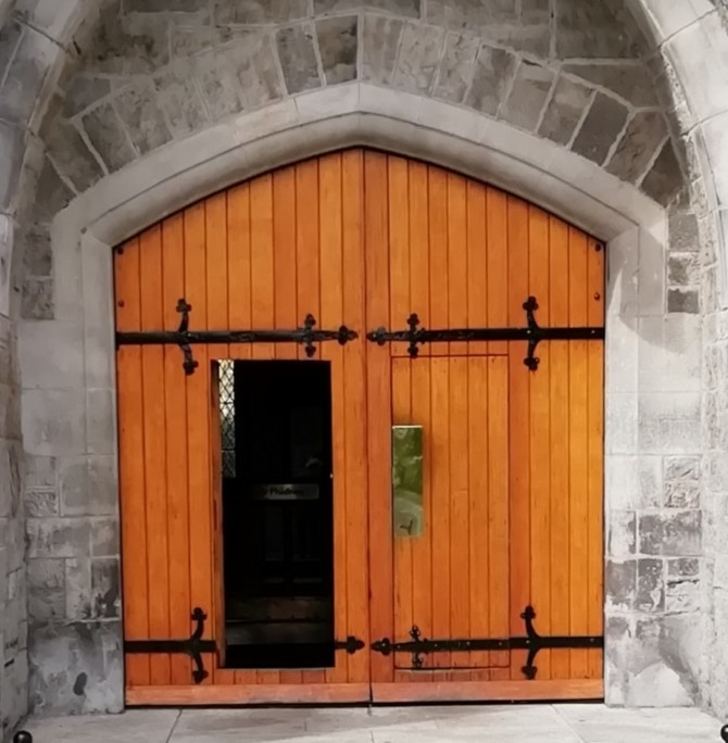 Opening the door to the archives of Maynooth College