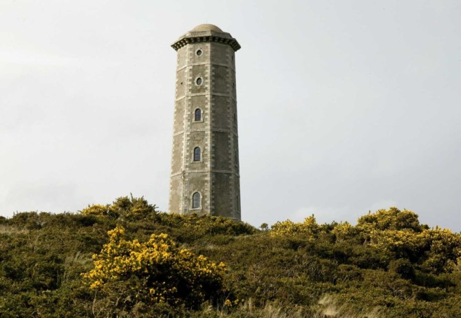 Revisiting Wicklow Head Lighthouse - 25 Years On