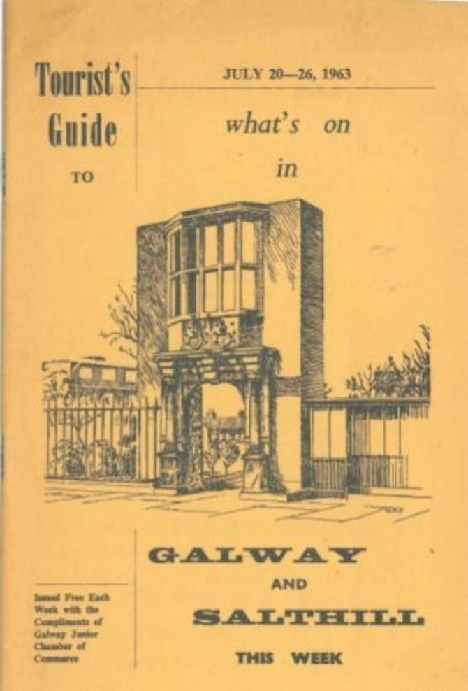 Galway Tourist Literature, 1948-1988
