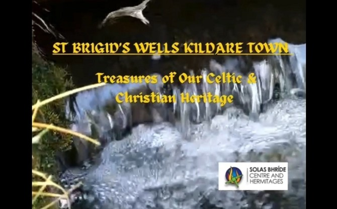 St. Brigid's Wells Kildare - Treasures of our Celtic and Christian heritage